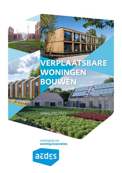 Download de Aedes-brochure Verplaatsbare woningen bouwen