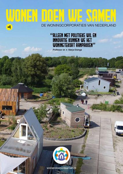 Magazine Wonen doen we samen - Nieuwbouw