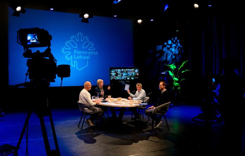 Op 24 september werd bij een online slotevenement de 7 winnaars van de ontwerpprijsvraag Panorama Lokaal bekend gemaakt. Fotograaf: Arenda Oomen