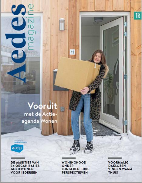 Aedes-Magazine 1/2021